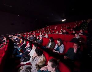 Kino ziūrovai | kinopavasaris.lt nuotr.