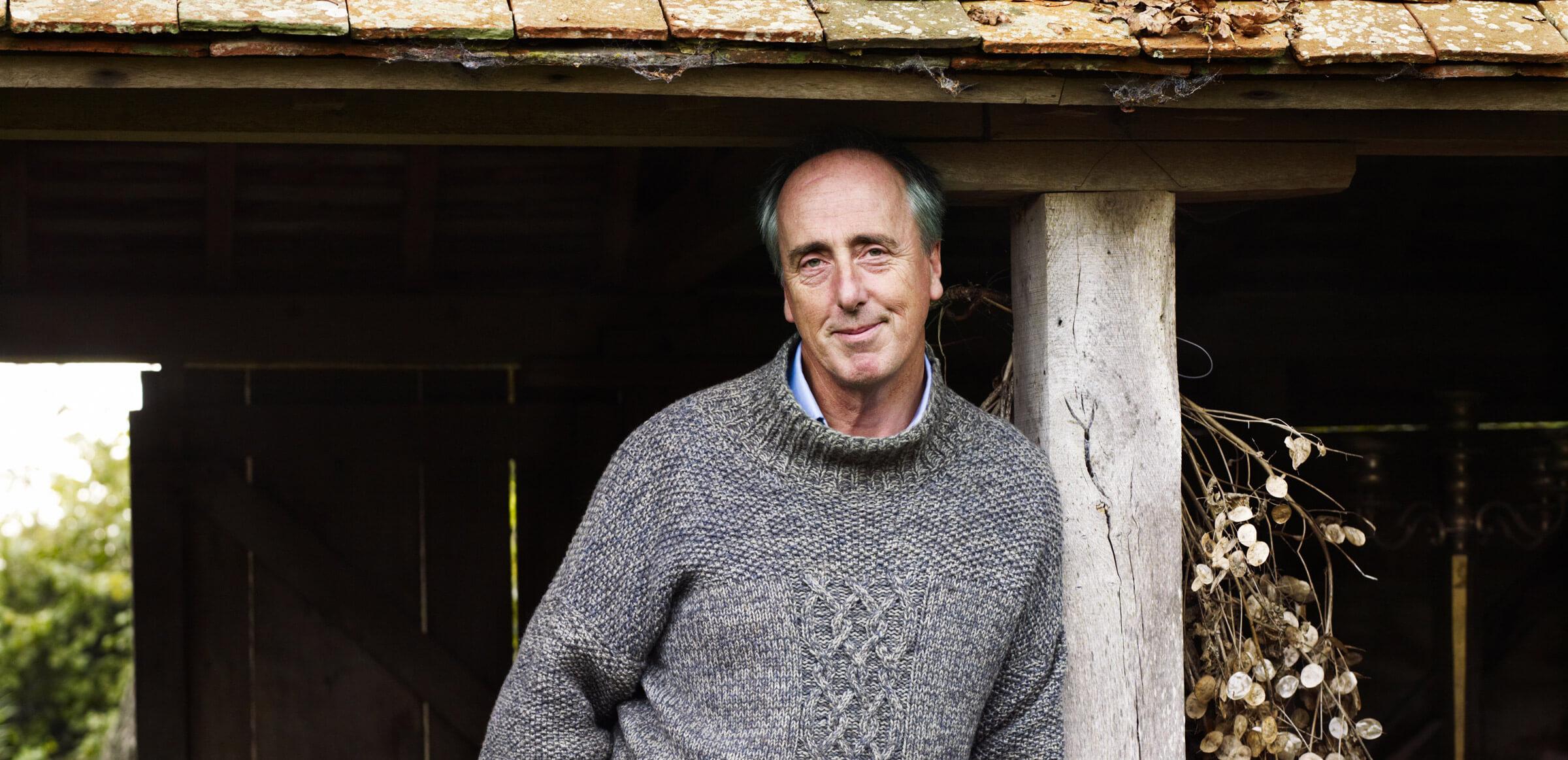 Adam Nicolson, anūkas ir autorius