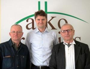 Audrys Antanaitis, Mykolas Majauskas, Juozas Zykus | Alkas.lt nuotr.