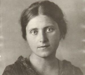 S. Čiurlionienė Voroneže 1916 m. | valstietis.lt nr.uot