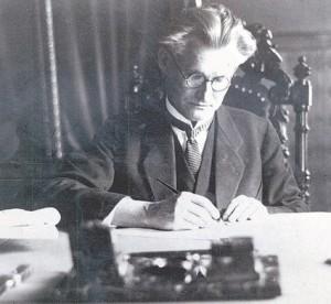K.Grinius_Lietuvos Respublikos prezidentas. Kaunas, 1926 m.Centrinio archyvo nuotr