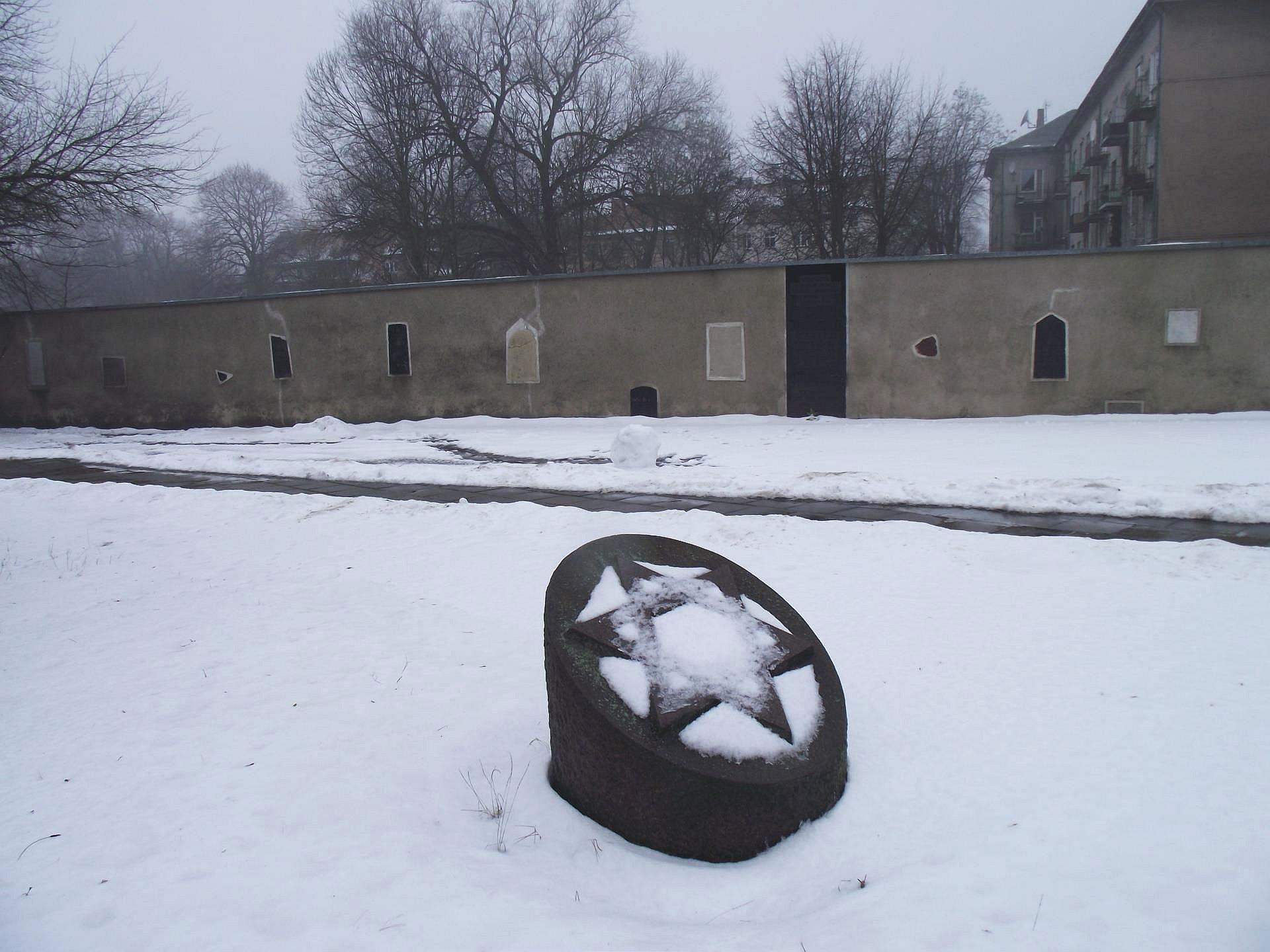 Klaipėdos žydų senosios kapinės | _J. Paunksnienės nuotr.