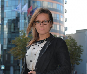 Laura Gavėnaitė Čeberekė   asmenininė nuotr.