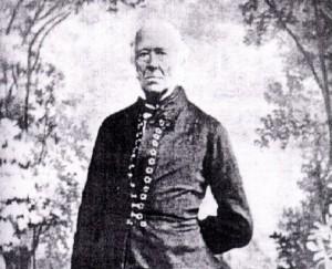Ernstas Vilhelmas Berbomas (1786–1865) | Vydūno kultūros centro nuotr.