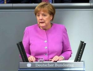 Angela Merkel | Alkas.lt, J. Vaiškūno nuotr.