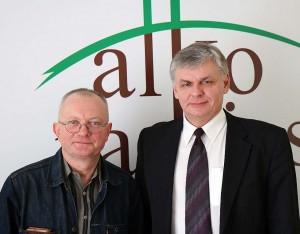 Audrys Antanaitis ir Arvydas Akstinavičius | Alkas.lt nuotr.