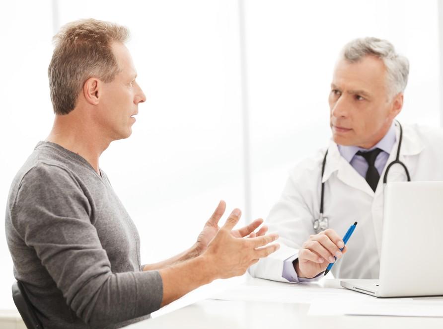 sergant prostatitu, erekcija išnyksta