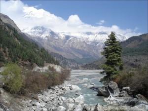 Gandako upė | Alkas.lt, R. Balkutės nuotr.