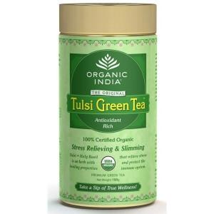 Tulsi žalioji arbata | Alkas.lt, R. Balkutės nuotr.