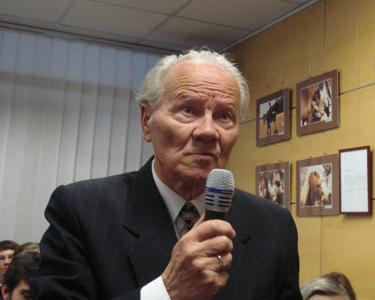 Algirdas Sabaliauskas 2011 m.   wikipedia.org nuotr.