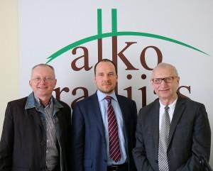Audrys Antanaitis, Žygimantas Mauricas ir Juozas Zykus | alkas.lt nuotr.