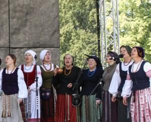 "Folkloro ansamblis ""Alka"" | Klaipėdos etnokultūros centro nuotr."
