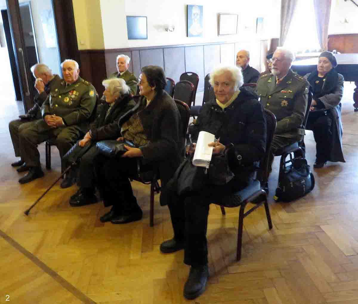 Atkurtos Tauro apygardos Laisvės kovotojų būrys | Z. Tamakausko nuotr.