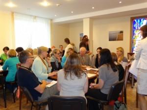 Lituanistiniu mokyklu mokytoju seminaras Nidoje 2015 m.