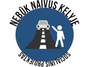 Nebūk naivus kelyje