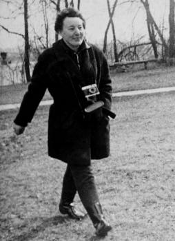 Ona Pajedaitė apie 1976 m. asmeninė nuotr.