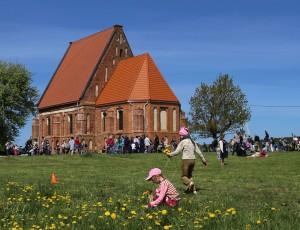 Zapyškio bažnyčia | E. Mališausko nuotr.