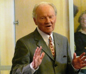 Prof. Algirdas Sabaliauskas (1929–2016) | mokslolietuva.lt, G. Zemlicko nuotr.