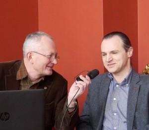 Audrys Antanaitis ir Aleksandras Jankauskas | Alkas.lt nuotr.