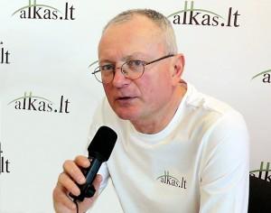 Alkas.lt redaktorius Audrys Antanaitis | Alkas.lt, J. Vaiškūno nuotr.