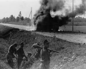 Kuršo katilas, Rytų frontas, Latvijos terit., 1944 m.| Vida Press nuotr.