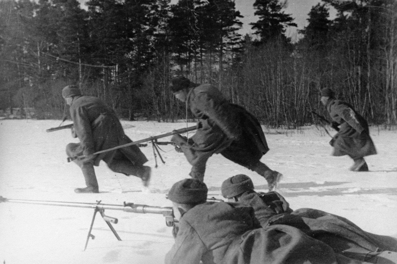 Lietuviai Rytų fronte 1944 m. | Vida Press nuotr.