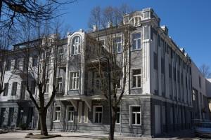 Prezidento Valdo Adamkaus biblioteka-muziejus | VDU nuotr.