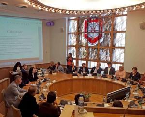 Sudaryta Alytaus miesto savivaldybės etninės kultūros koordinavimo taryba | fm99.lt nuotr.