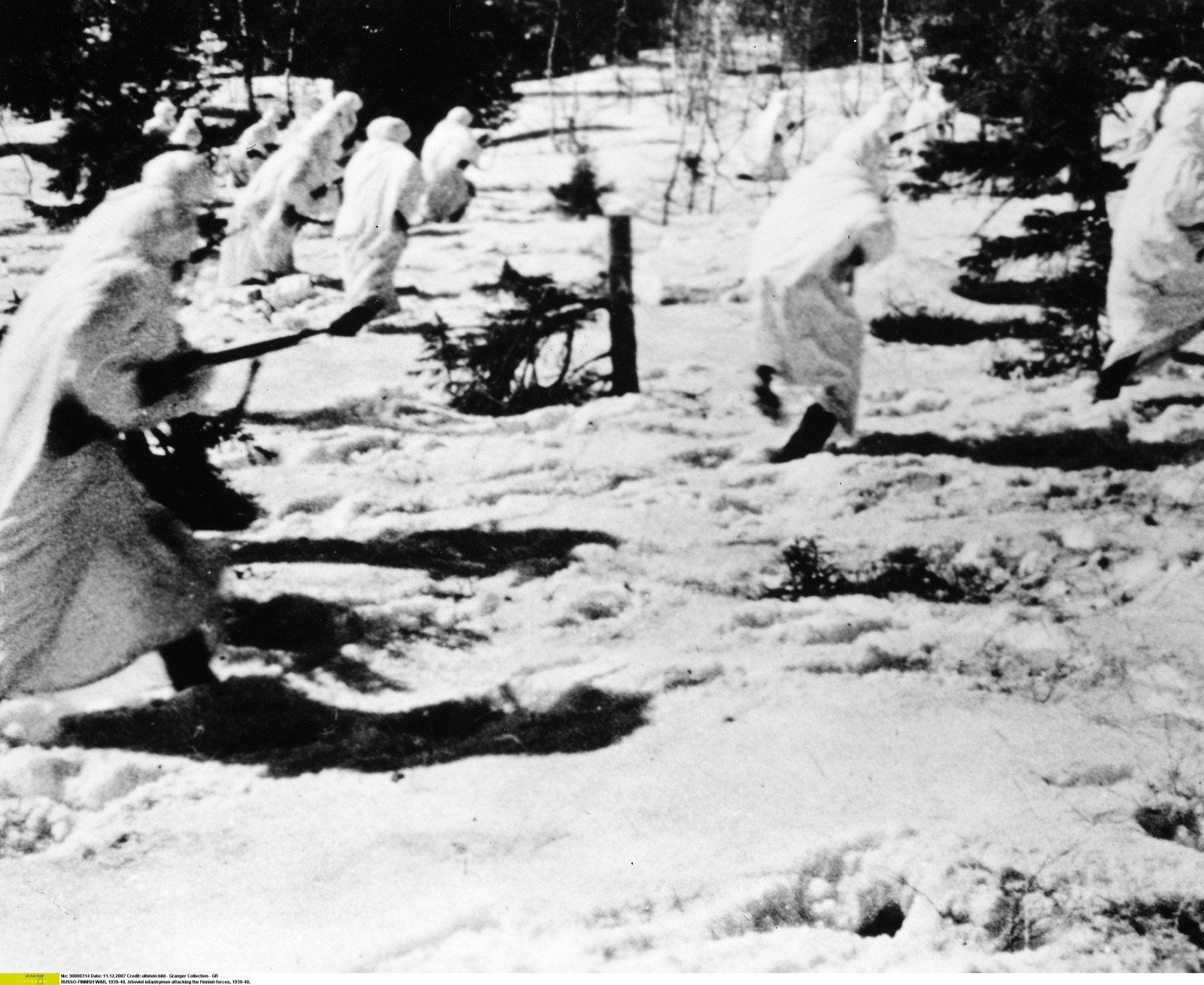 Žiemos karas 1939-1940 m. | Vida Press nuotr.