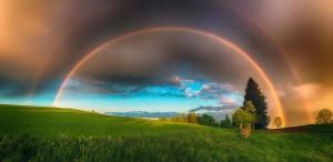 2016 05 15 Sekminių dangus Punsko kaime | V. Žilionio nuotr.