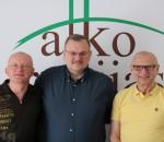 Audrys Antanaitis, Kęstutis Daukšys ir Juozas Zykus | alkas.lt nuotr.