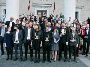 Auksinio kadro laimėtojai_G.Skaraitiene, facebook.com nuotr