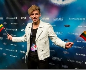 Donatas Montvydas | eurovision.tv, A. Velikovos nuotr.