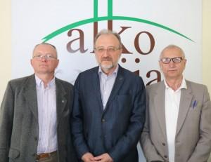 Audrys Antanaitis, Artūras Blotnys ir Juozas Zykus| Alkas.lt, A.Sartanavičiaus nuotr.