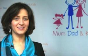 Iniciatyvos Mama, tetis ir vaikai koordinatore Edita Frivaldszky_bernardinai.lt
