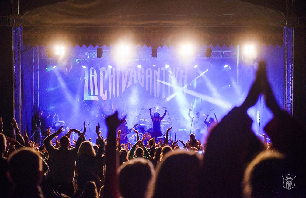 LaChivaGantiva live, MJR 2015 | M. Puidos nuotr.