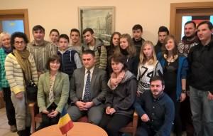 Svečiai iš Rumunijos | TBN nuotr.