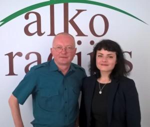 Audrys Antanaitis, Giedrė Narbutaitė | Alkas.lt, nuotr.