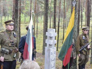 Pagerbti partizanai ir kovotojai, žuvę už Lietuvos Laisvę | G. Masiulio nuotr.