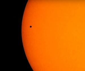 Merkurijus užslinks ant Saulės diosko | Alkas.lt nuotr.