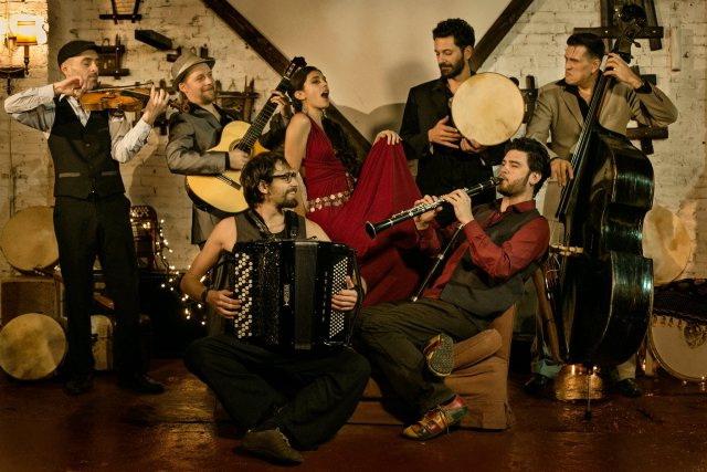 muzikine grupe is Ispanijos
