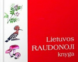 Lietuvos raudonoji knyga | aplinkos ministerijos nuotr.