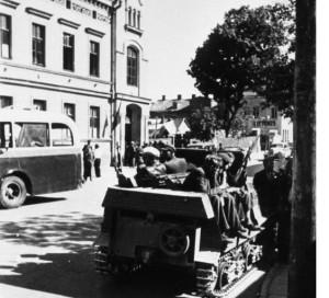 Kaunas, Litauische Aktivisten