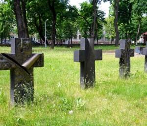 1941 m. Birželio sukilimo memorialas Kauno senosiose kapinėse | Z. Tamakausko nuotr.