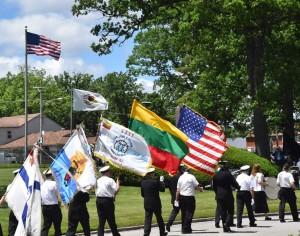 JAV buvo paminėtos Lietuvos prezidento K. Griniaus 150-tosios gimimo metinės   S. Unguraičio nuotr.