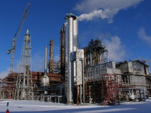 Grodno Azot gamykla Gardine, Baltarusijoje_Grodno Azot nuotr