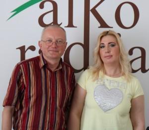 Audrys Antanaitis, Neria Čepaitė | Alkas.lt, A. Sartanavičiaus nuotr.