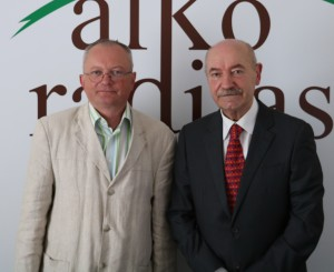 Audrys Antanaitis,Algirdas Gaižutis | Alkas.lt, A. Sartanavičiaus nuotr.