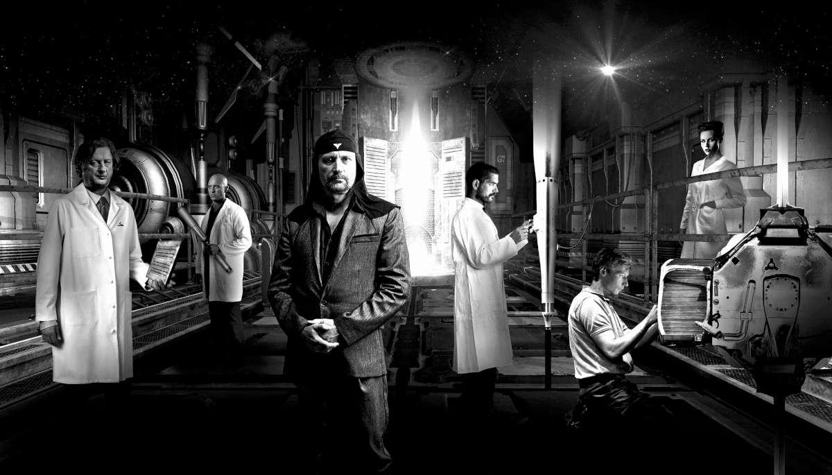 """Laibach"" | MJR-PRESS, E. Kosel nuotr."