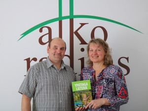 Gerimantas Statinis ir Diana Rakauskaitė | alkas.lt nuotr.
